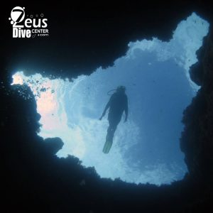 Scuba Diving in the Blue Hole Gran Canaria